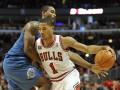 Роуз и Дерон - лучшие игроки недели в NBA