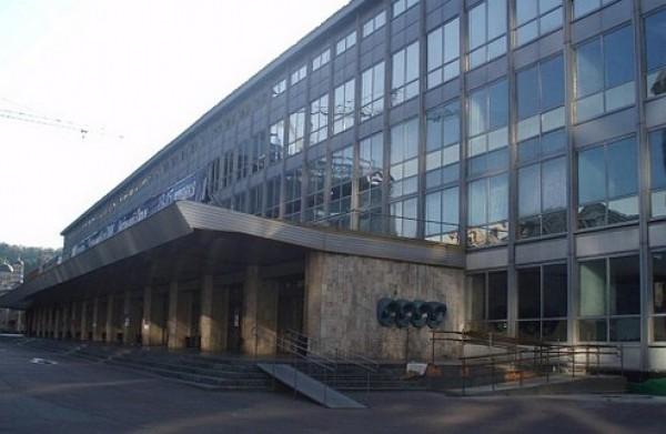Дворец Спорта с апреля закроется на реконструкцию