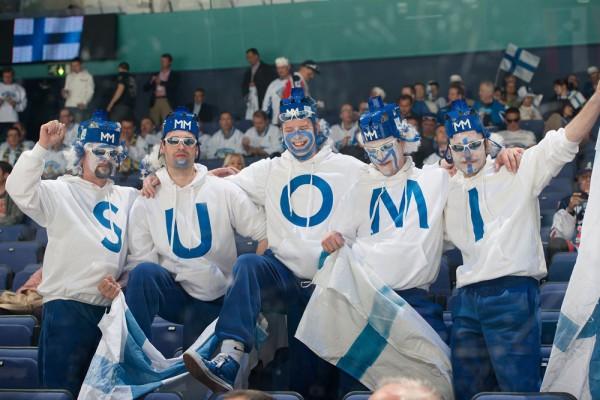 Финляндия обыграла Словакию