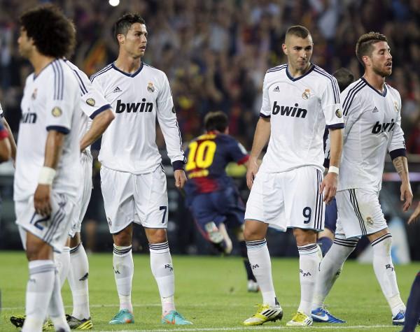 Реал тратит на зарплату больше, чем Барселона