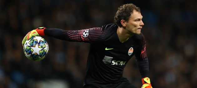 Пятов завершит карьеру в сборной после Евро-2020