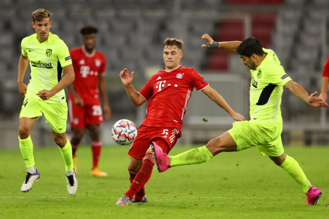 Бавария - Атлетико: видео голов и обзор матча