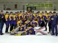 Королевы Днепра выиграли чемпионат Украины по хоккею