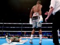 Чемпион WBO Тете одержал победу всего с одного удара