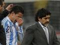 Марадона подумает об уходе из сборной Аргентины