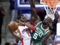 NBA. Т-Мак делает подножку Бостону