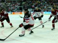 ЧМ по хоккею: Канада размялась на Латвии, США сокрушили финнов