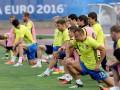 Часть футболистов сборной Украины жила отдельно на сборах в Италии – Франков