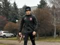 Динамо собирается досрочно вернуть Русина из аренды