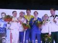 Украинцы завоевали золото в смешанной эстафете на ЧМ по современному пятиборью