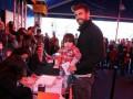 Защитник Барселоны разбил губу в драке с папарацци