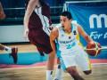 Сборная Украины одолела Латвию на Евробаскете U-18 и осталась в дивизионе А