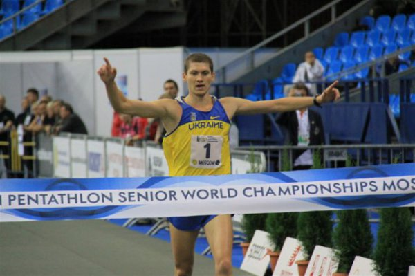 Победный финиш Дмитрий Кирпулянского