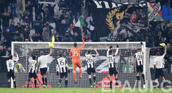 «Ювентус» установил рекордную домашнюю серию побед вчемпионате Италии