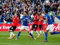 Чемпионат Англии: Лестер сенсационно нокаутирует Манчестер Юнайтед