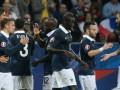 Франция разгромила Армению