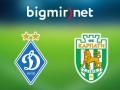 Динамо - Карпаты 4:1 Трансляция матча чемпионата Украины