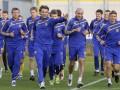 Сборная Украины начнет подготовку без игроков Динамо и Шахтера