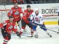 ВХЛ: Донбасс обыгрывает Кристалл и возвращает лидерство в конференции