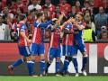 Базель – Бенфика 5:0 видео голов и обзор матча Лиги чемпионов