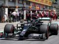 Гран-при Австрии: Хэмилтон вновь стал лучшим на практике, Боттас - второй