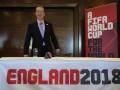 Букмекеры: Англия выходит в лидеры в борьбе за проведение ЧМ-2018