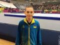 Украинка Мотак выиграла две бронзы на чемпионате Европы по спортивной гимнастике