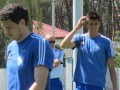 Как Динамо тренировалось после пощечины от Металлиста (ФОТО)