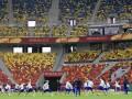 Испанские гости в Бухаресте. Атлетико и Атлетик готовятся к финалу Лиги Европы