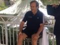 Платини бросил вызов трем президентам футбольных федераций (видео)