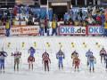 Холодная погода может помешать проведению первого этапа Кубка мира по биатлону