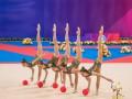 Художественная гимнастика: видео