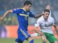 Ирландия и Босния сыграли вничью в первом матче плей-офф Евро-2016