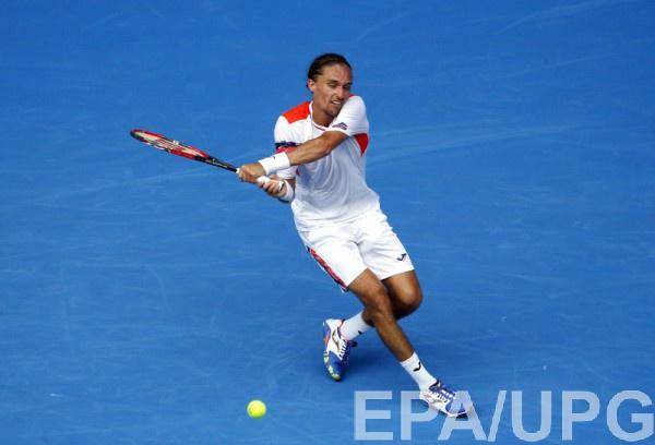 Долгополов втяжелейшем матче прошел во 2-ой круг Australian Open