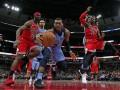 НБА: Чикаго обыграло Мемфис, Кливленд играет с Денвером