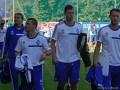 Вратарь Динамо пропустил гол c центра поля