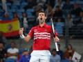 Сербия обыграла Испанию в финале ATP Cup