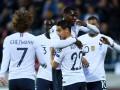 Исландия - Франция 0:0 онлайн трансляция матча