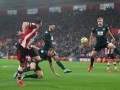 Саутгемптон - Бернли 1:2 Видео голов и обзор матча АПЛ