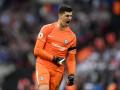 Вратарь Челси забил шикарный гол, которому позавидует даже Роналду