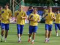 Источник в ФФУ: Обвинения в употреблении допинга сборной Украины - очередной бред