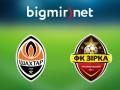 Шахтер - Зирка 4:1 Трансляция матча чемпионата Украины