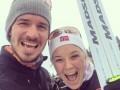 Гесснер вышла замуж за чемпиона мира по горнолыжному спорту