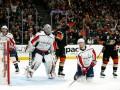 НХЛ: Анахайм разгромил Вашингтон, Рейнджерс проиграл Питтсбургу в результативном матче