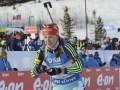 Джима завоевала вторую медаль на чемпионате Европы по биатлону