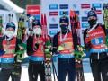 Обнародован состав сборной Украины по биатлону на олимпийский сезон