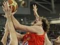 Евробаскет-2009: Турки обыграли испанцев и остались на первом месте в группе