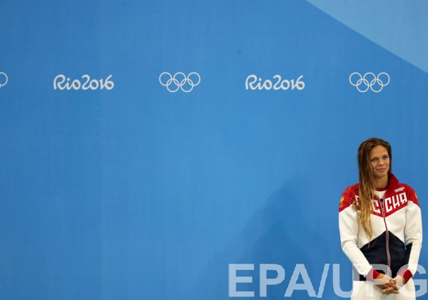Ефимова считает, что пойманным на допинге нужно давать шанс