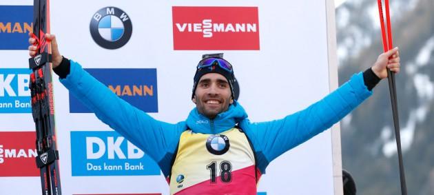 Фуркад выиграл индивидуальную гонку на чемпионате мира, украинцы провалились