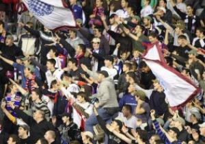 Фанаты Хайдука гостей из Сербии не ждут, но к их приезду готовы